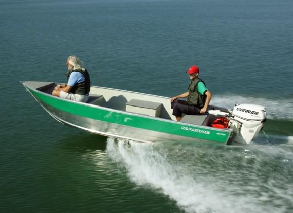 Łódź Marine 450 Fish obejrzyj film z testów