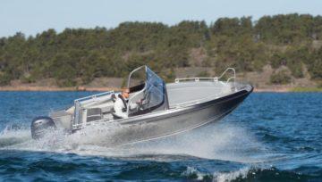 Przedstawiamy dla Was NOWOŚĆ 2021. Już wkrótce nowy świetny modeli łodzie aluminiowej Buster XS i Buster XSr .